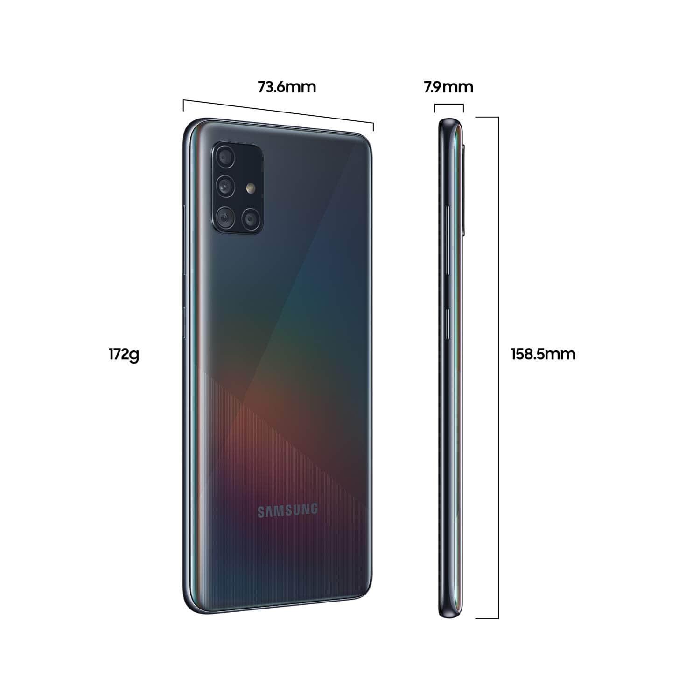 گوشی سامسونگ Samsung Galaxy A51 فروشگاه اینترنتی گوگل کالا مشخصات گلکسی A51